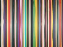 Fond de style des rayures colorées Photos stock