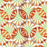 Fond de sucrerie de menthe poivrée illustration libre de droits