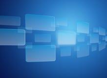 fond de surface adjacente d'écran tactile Photo stock