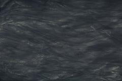 Fond de tableau noir, mur noir vide de tableau, conseil pédagogique Photo libre de droits