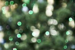 Fond de tache floue de lumières de couleur Photo libre de droits