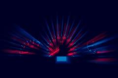 Fond de tache floue de voiture de tachymètre Image stock