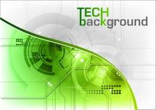 Fond de technologie Images stock