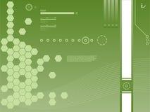 Fond de technologie illustration stock
