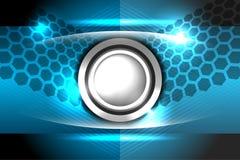Fond de technologie de calibre Image libre de droits