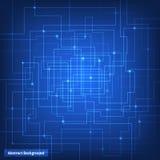 Fond de technologie de circuit virtuel Photographie stock