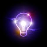 Fond de technologie de la science abstraite illustration libre de droits