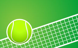 Fond de tennis Images stock