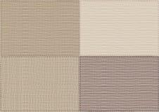 Fond de textile de différentes nuances Images stock