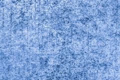 Fond de texture éraillé par bleu en métal avec l'aspect granulaire photos libres de droits