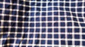 Fond de texture d'abrégé sur chemise de tissu de pagne Images libres de droits