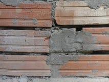 Fond de texture de briques Photos stock