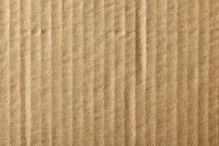Fond de texture de carton Photo stock