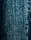 Fond de texture de denim Photo stock
