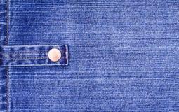 Fond de texture de jeans Photographie stock