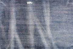 Fond de texture de jeans de denim Photo libre de droits