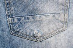 Fond de texture de jeans de denim Photographie stock libre de droits