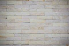 Fond de texture de mur de briques/texture noirs et blancs de mur Photo stock
