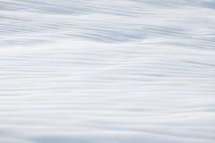 Fond de texture de neige Photographie stock libre de droits