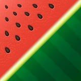 Fond de texture de pastèque Image libre de droits