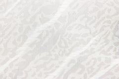 Fond de texture de rideau en abat-jour de Grey Fabric Photographie stock libre de droits