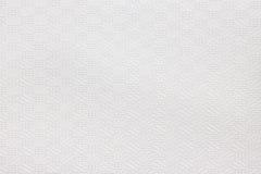 Fond de texture de rideau en abat-jour de Grey Fabric Photos libres de droits