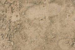 Fond de texture de sable Photographie stock libre de droits