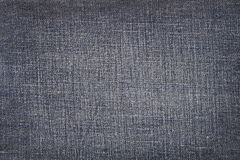 Fond de texture de tissu de blues-jean Photographie stock libre de droits