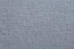 Fond de texture de tissu de gris bleu Photo stock