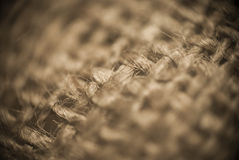 Fond de texture de tissu de plan rapproché Photos libres de droits