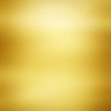 Fond de texture en métal d'or Image libre de droits