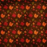 Fond de texture de feuilles d'automne Photos stock
