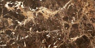 Fond de texture de marbre de Brown photo stock