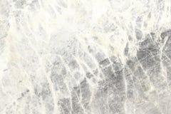 Fond de texture modelé par marbre blanc Image libre de droits