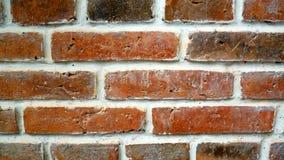 Fond de texture de mur de briques de Brown Photographie stock
