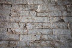 Fond de texture de mur de briques Modèle orange de grunge de briques Photo libre de droits