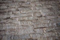 Fond de texture de mur de briques Modèle orange de grunge de briques Photos stock