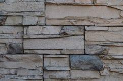 Fond de texture de mur de roche et de marbre Vue supérieure Images stock