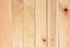 Fond de texture de planche en bois de pin de Brown images stock