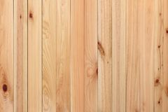 Fond de texture de planche en bois de pin de Brown photos stock