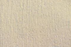Fond de texture rayé par détail de plage sablonneuse Image libre de droits