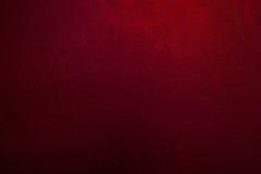 Fond de texture rouge peinte de fer de feuillard de fer photos stock