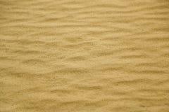Fond de texture de sable Texture de modèle de sable Photos stock