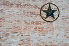 Fond de thème du Texas Image stock