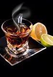 Fond de thé Photos stock