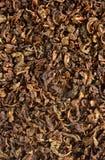 Fond de thé d'Oolong Photos stock