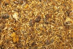 Fond de thé de Calendula Images stock