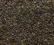 Fond de thé vert Photographie stock