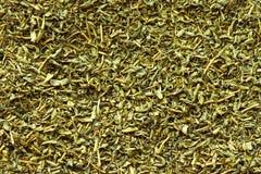 Fond de thé vert Photo stock