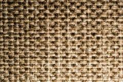 Fond de tissu de couleur de paille Images stock
